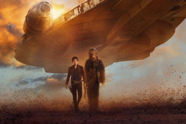 Новый фильм из цикла 'Звездные войны' дебютировал неудачно