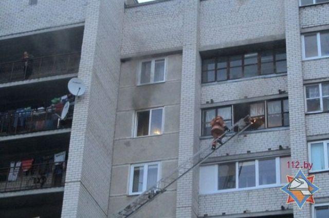 В Беларуси 80% ЧС связаны с пожарами в жилом секторе.