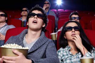 Смотреть «объемные» фильмы можно не более 15-20 минут.
