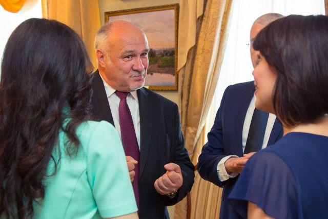 Владимир ГРИДЮШКО, генеральный директор Национального академического Большого театра оперы и балета Беларуси.