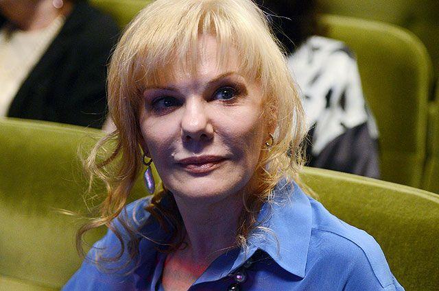 Актриса Александра Захарова. © / Фото: Владимир Астапкович / РИА Новости