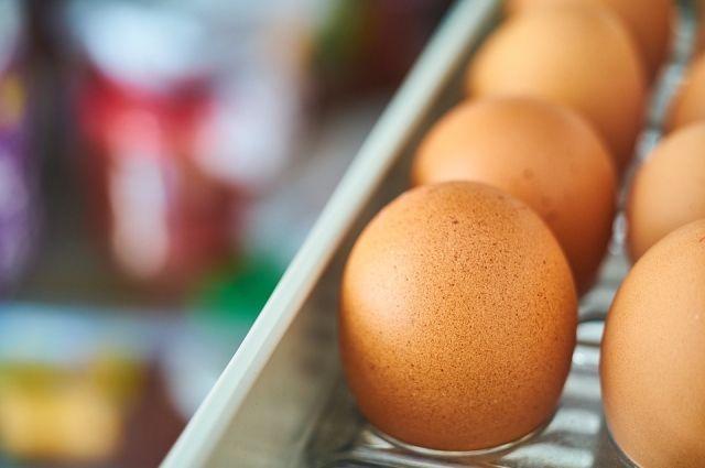 Яйца - один из обязательных продуктов в рационе.
