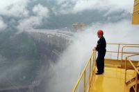 Один из проблемных моментов - развитие гидроэнергетики.