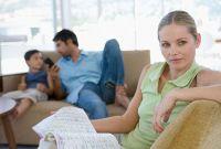 В первую очередь придется научиться не ревновать к детям от первого брака.
