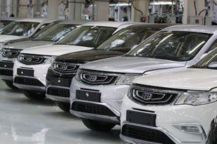 Автомобили белорусской сборки (модель Geely ATLAS) заняли в этом рейтинге 9-е место.