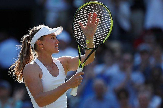 Александра Саснович установила лучшее личное достижение на турнирах «Большого шлема».