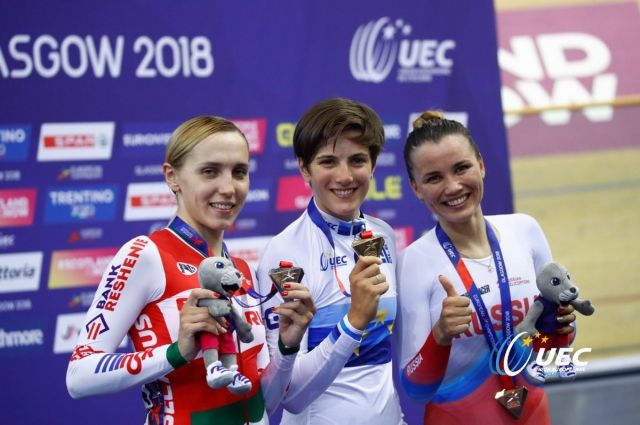 Инна Савенко, Мария Конфалоньери, Гульназ Бадыкова.