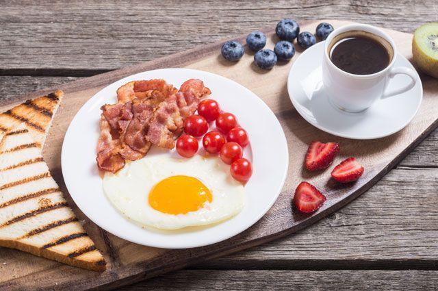 Пить кофе и есть жирное - разве не об этом вы мечтали?