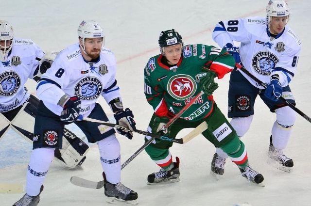 Вероятность попадания минского «Динамо» в плей-офф чемпионата возросла?