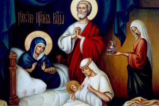 Что следует делать на Рождество Пресвятой Богородицы?