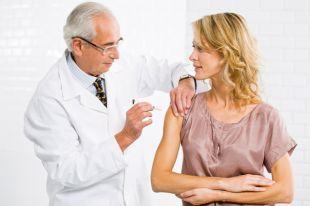 Бесплатная вакцинация начинается с 1 октября.