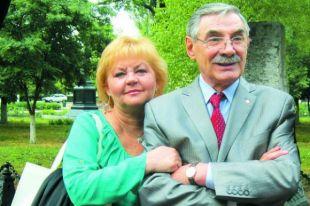 С Юлией счастливы вместе уже сорок лет.