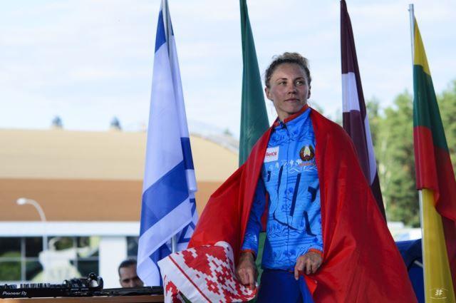 Анастасия Прокопенко стала двукратной чемпионкой мира и получила «бронзу» Олимпиады-2008 после дисквалификации соперницы.