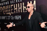 Дмитрий Нагиев на премьере фильма «Непрощенный».