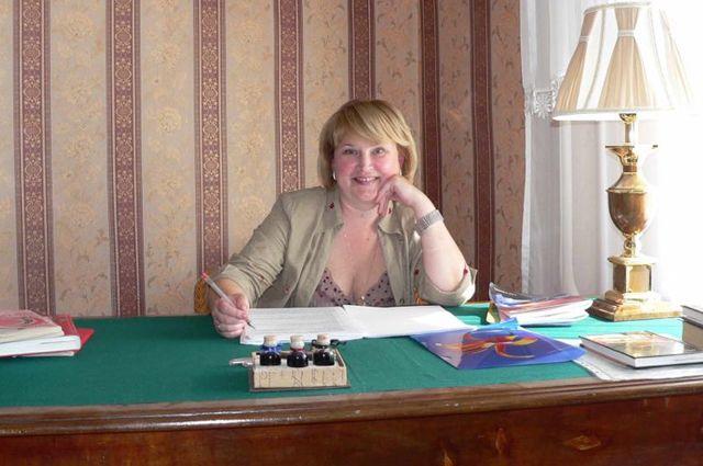 Татьяна Полякова.