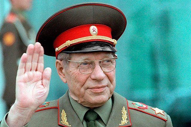 Маршал Советского Союза Дмитрий Устинов.
