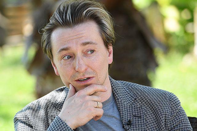 Художественный руководитель Московского Губернского драматического театра, актер Сергей Безруков.