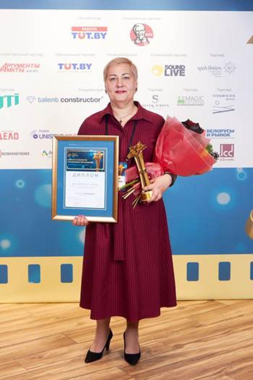 Победитель номинации «HR-персона»:  Татьяна Березовская, заместитель директора по персоналу ЗАО «ПАТИО».