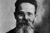 Академик Николай Морозов. Фото ок. 1880 г.