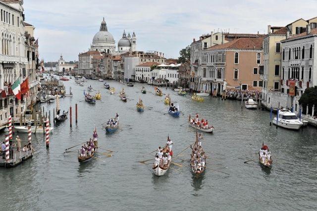 В провинции Венето 98% жителей высказались за то, чтобы «уплыть» из Италии в суверенное плавание.
