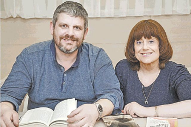 Жена председателя религиозной иудейской общины г. Минска «Бейс Исроэль» Мария СТАРОБИНСКАЯ.