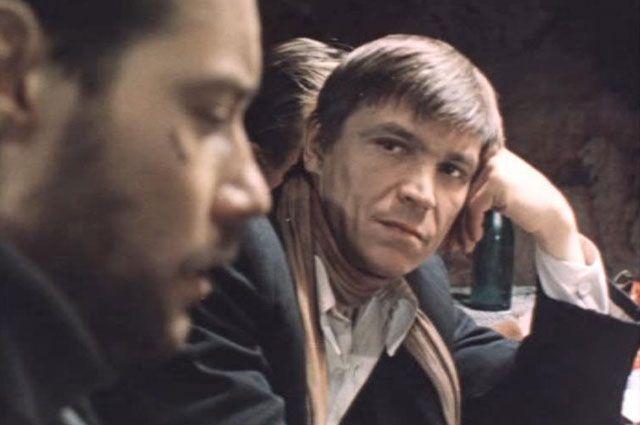 Иван Бортник, «Место встречи изменить нельзя», 1979 г.