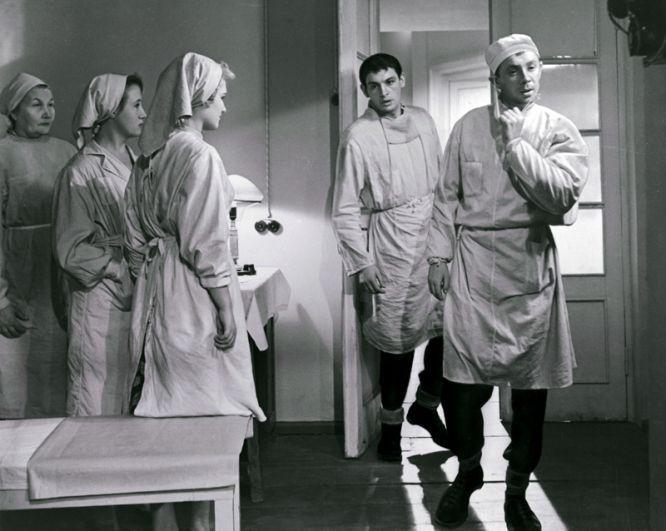 «Коллеги» (1962) — Алексей Максимов.