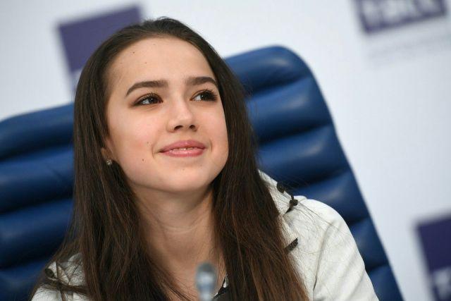 Алина Загитова заняла на первенстве России только 5-е место, но на Чемпионат Европы в Минск приедет.