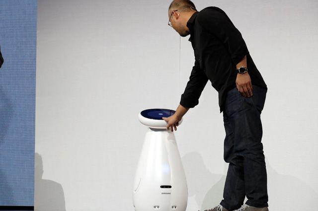Робот от Samsung.