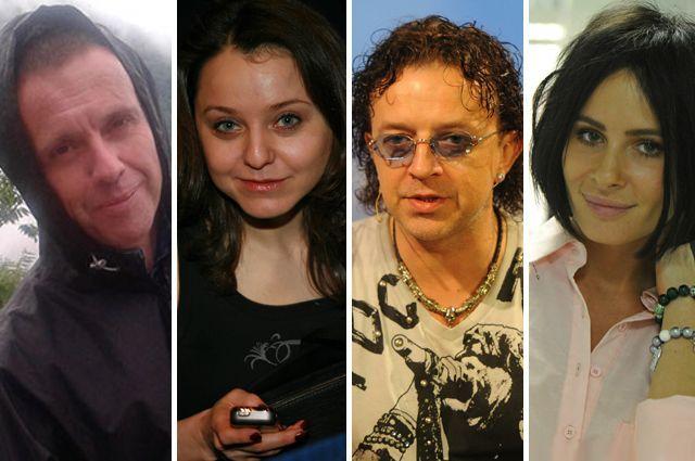 Андрей Губин, Валентина Рубцова, Роман Жуков, Саша Зверева.