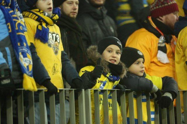 В день матча БАТЭ с «Арсеналом» организована бесплатная электричка в Минск
