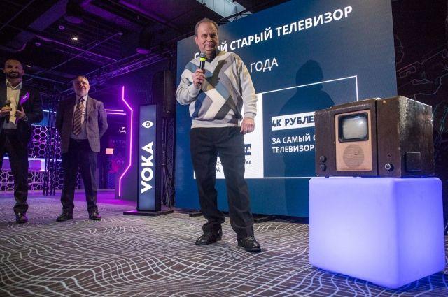 Самый старый телевизор в Беларуси – 1952 года выпуска – нашли в Гомеле