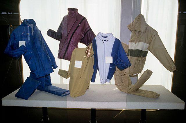 Зимние комплекты и куртки, 1987 г.