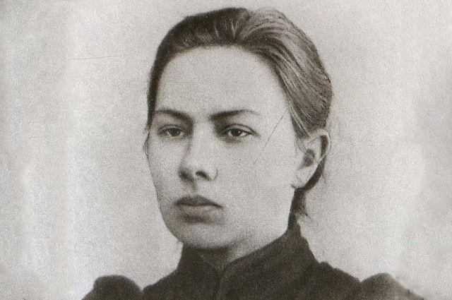 Надежда Крупская, 1890-е годы.