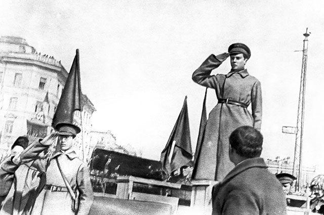 Сергей Лазо, 1920 г.