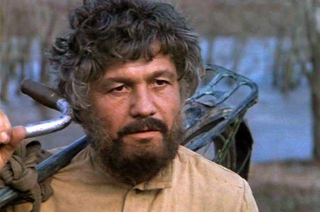 Михай Волонтир в фильме «Цыган», 1979 г.