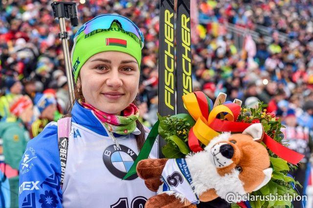 Ирина Кривко взяла на себя бремя лидерства в команде. И справляется!