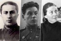Яков Джугашвили, Василий Сталин, Светлана Аллилуева.