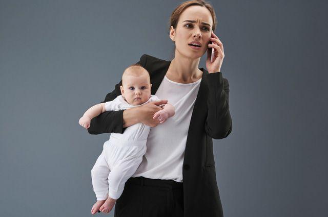Карьера или дети? Как успеть на два фронта сразу?