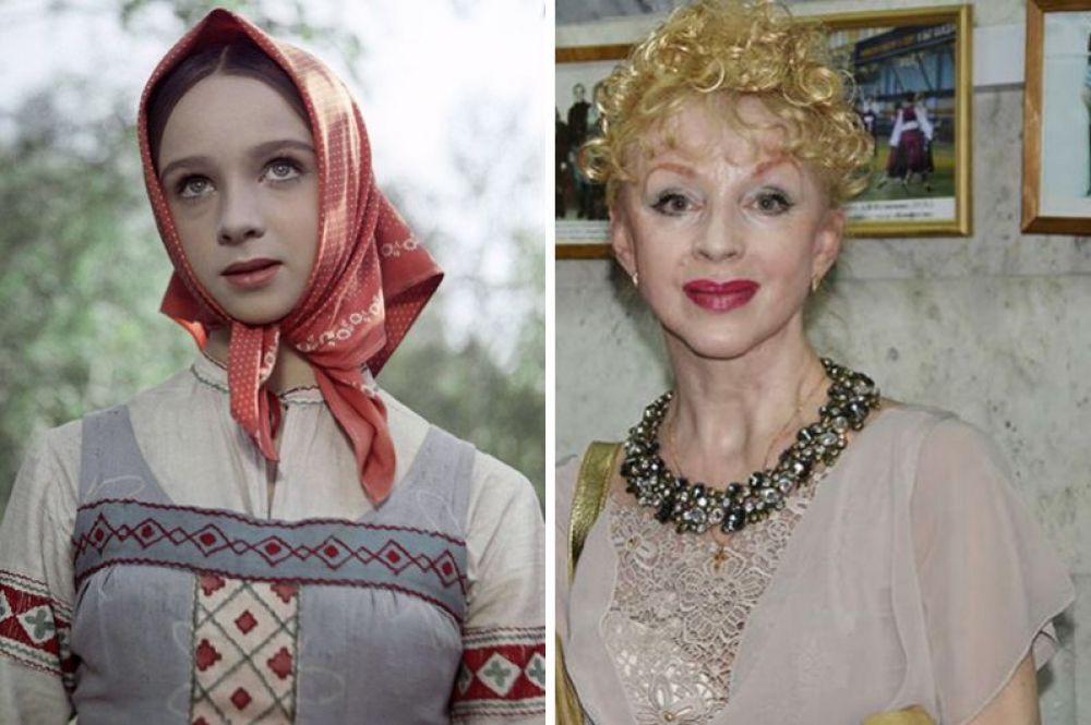 Наталья Седых — Настенька, «Морозко».