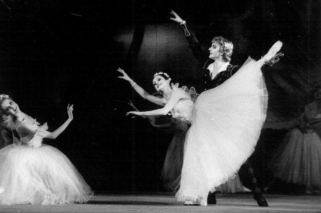 Инессу Душкевич называют одной из самых загадочных и романтических балерин.