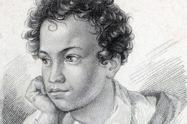 Александр Пушкин. Гравюра Георга Иоганна Гейтмана по рисунку С. Г. Чирикова. ©