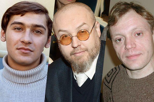 Владимир Тихонов, Борис Ливанов, Егор Радов.
