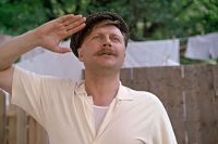 Виктор Борцов в роли Саввы Игнатьича. © / «Покровские ворота» (1982)