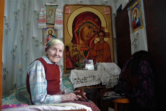 Софья Семеновна - белорусская парижанка.