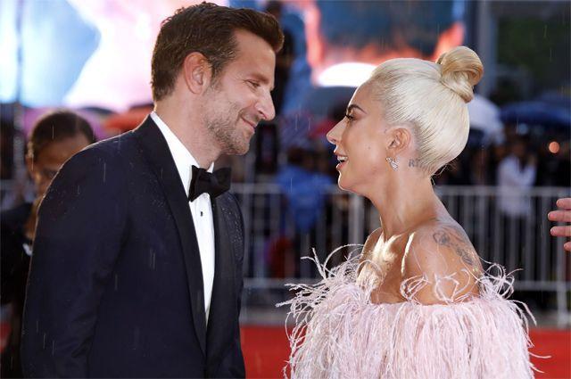 Брэдли Купер и Леди Гага.