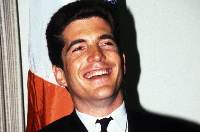 Джон Кеннеди-младший. 1990 год.