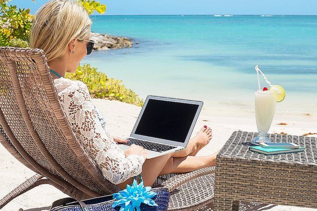 Если вы работаете «на удаленке», то ни перед кем не должны отчитываться о своем местонахождении.
