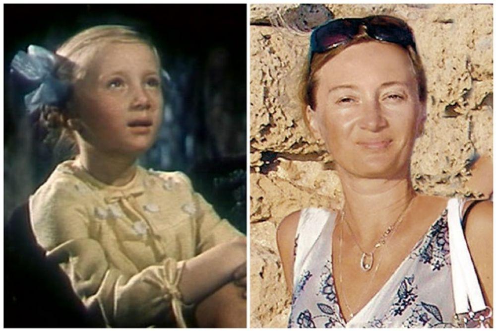 Наталья Симонова - Маша «Новогодние приключения Маши и Вити» (1975)