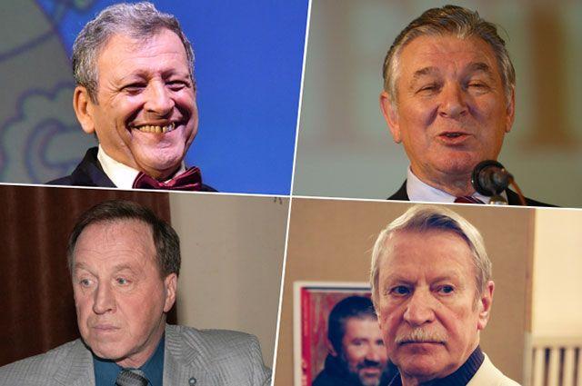 Борис Грачевский, Александр Белявский, Владимир Стеклов, Иван Краско.